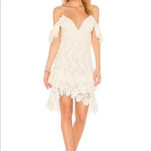 Saylor midi dress